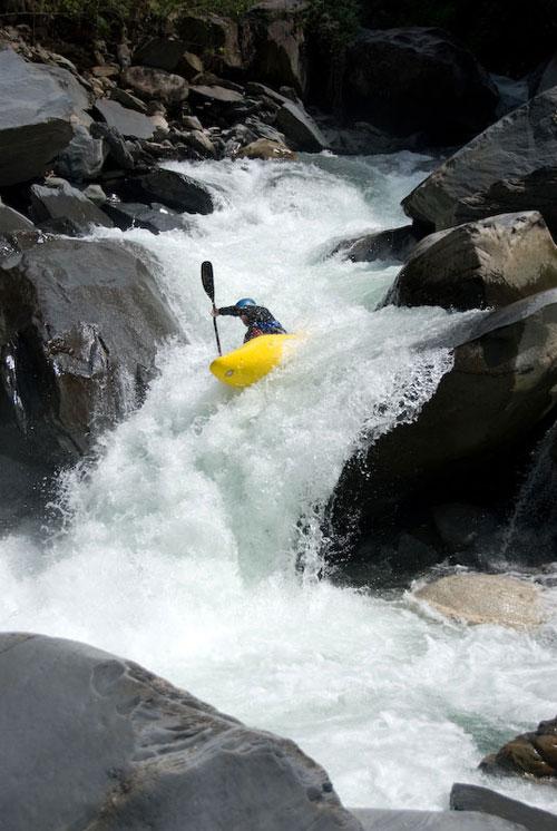 Bolivia-rapids