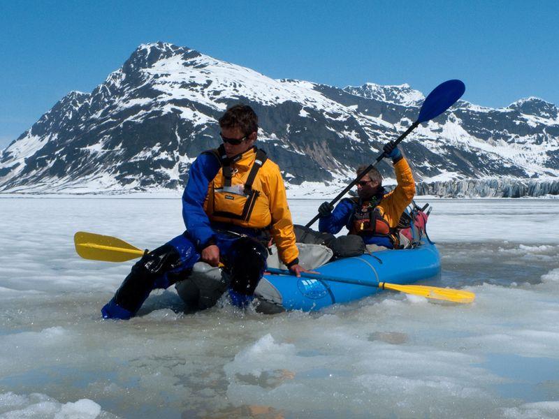Skurka-rafting
