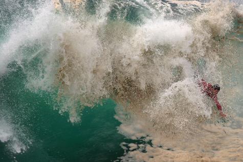 Surf-wedge