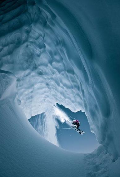 Skiing-redbull