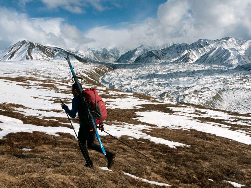 Skurka-mountains