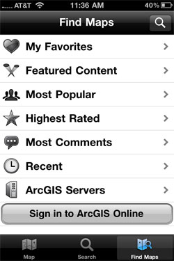 Iphone-arcgis-signup
