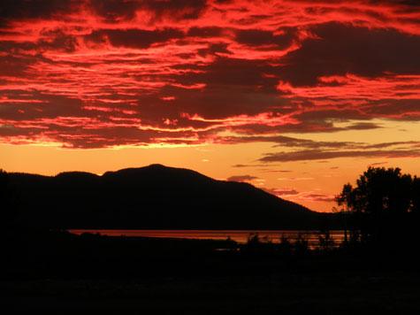 Sunset-in-Canada