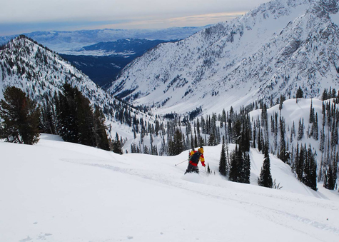 Ski-wallowas