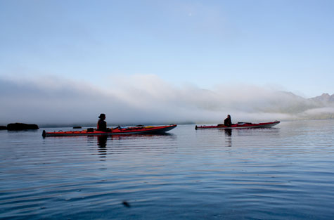 Two-kayakers-in-water-(1-of