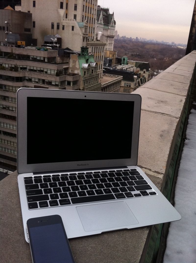 Wifi-roof
