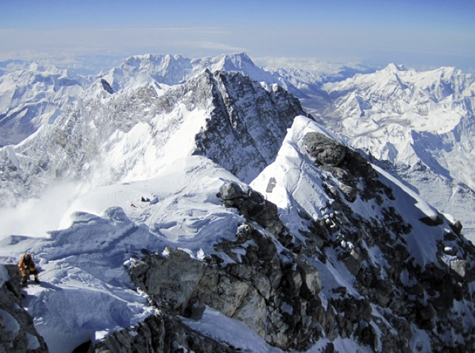 South Summit from Hillary Step