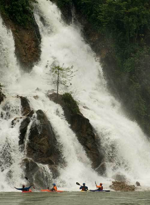 Waterfallsalween